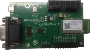 AiKits?C12x EVK (RS232转2.4G Wi-Fi + BT / BLE开发套件)