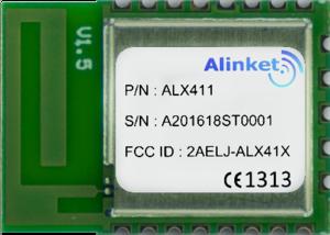 ALX411 低功耗蓝牙控制器