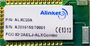 ALXC20X Wi-Fi 2.4G/5G &BT/BLE物联网控制器