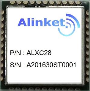 ALXC28 ?Wi-Fi双频&蓝牙无线物联网模组