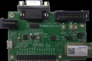 AiKits?C20x EVK(RS232转2.4G/5.8G Wi-Fi + BT/BLE开发套件)